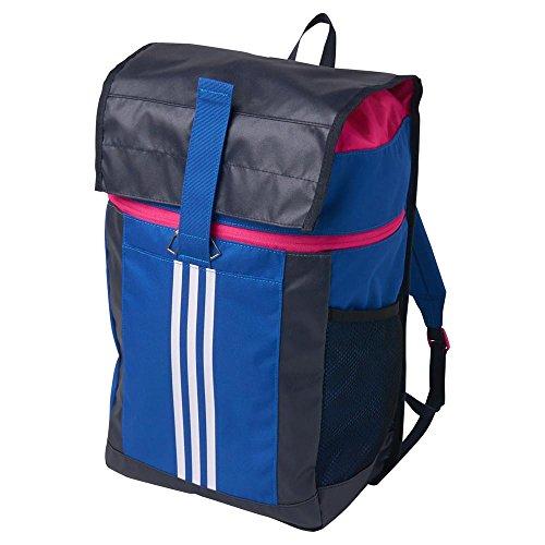 adidas(アディダス)FB KIDS バックパック 20L ジュニア サッカーバッグ ブルー BVD67