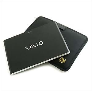 バンナイズ SONY ( ソニー ) VAIO ( バイオ ) Pro ( プロ ) 11 用 薄型 キャリング ケース / 横型 ( バリスティック ナイロン 製 / ブラック )
