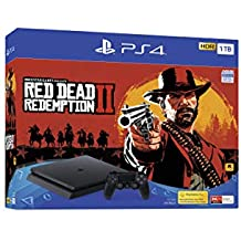 PlayStation 4 1TB - Red Dead Redemption Bundle