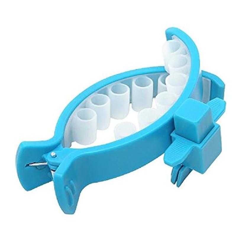 簡略化するに負ける想定Jicorzo - ペット犬のしっぽホルダークランププーパッククリップ廃棄物ピッカーS 20枚の船尾バッグ付き/ L [L]