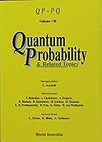 Quantum Probability & Related Topics (Qp-Pq, <7   >-9)