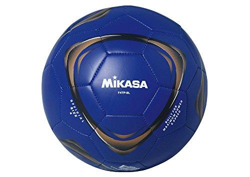 サッカーボール 4号 ブルー 1球