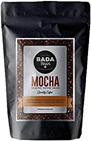 Bada Bean Coffee, Mocha, Roasted Beans. Fresh Roasted Daily. Award Winning Speciality Coffee Beans. 1000g (Who
