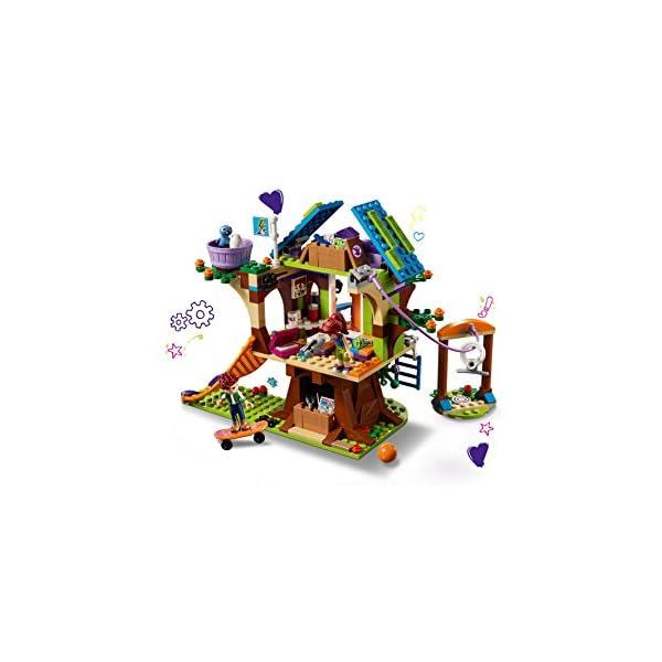 レゴ(LEGO) フレンズ ミアのツリーハウス...の紹介画像3
