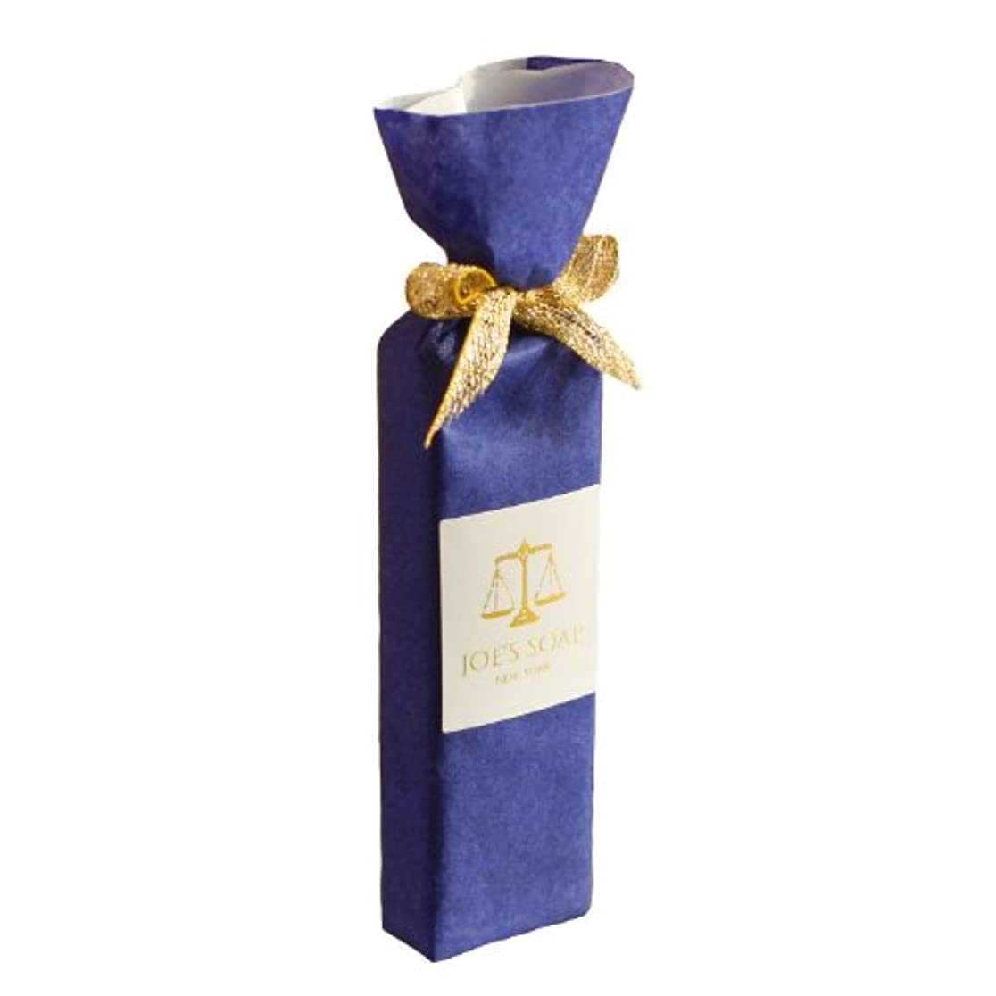 ルール予想外圧縮されたJOE'S SOAP ジョーズソープ オリーブソープ NO.5 LAVENDER ラベンダー20g お試し トライアル 無添加  石鹸 オーガニック 保湿 洗顔 乾燥肌 敏感肌