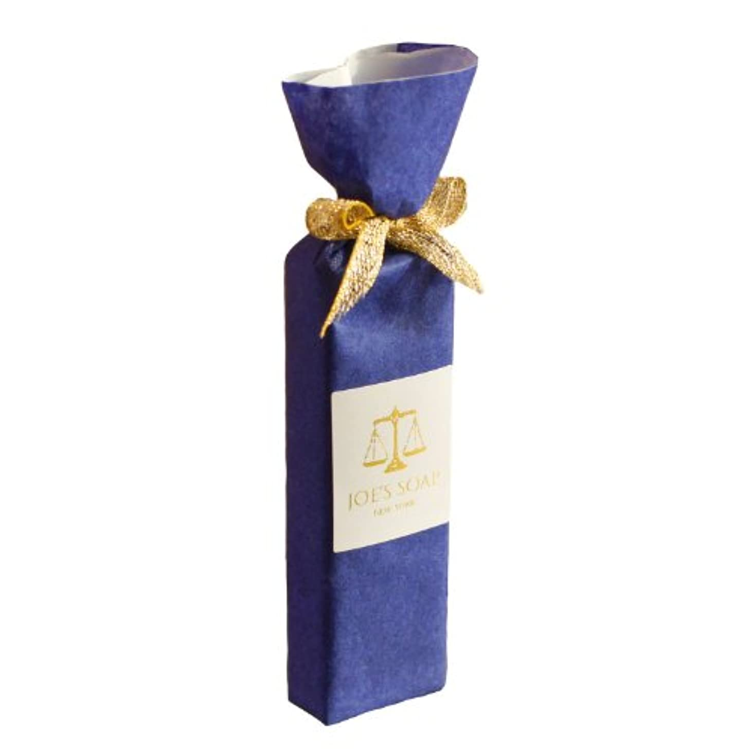 プット風味第九JOE'S SOAP ジョーズソープ オリーブソープ NO.5 LAVENDER ラベンダー20g お試し トライアル 無添加  石鹸 オーガニック 保湿 洗顔 乾燥肌 敏感肌