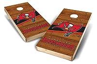 Proline NFL 2' x4' Cornholeボードセット–ロゴデザイン レッド