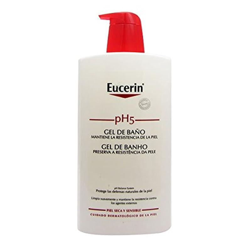強化失敗質量Eucerin Ph5 Wash Gel 1000ml [並行輸入品]