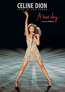 Live in Las Vegas: A New Day [DVD] [Import]