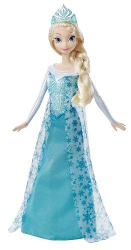 ディズニープリンセス アナと雪の女王 キラキラドレスドール アソート エルサ (Y9960 )