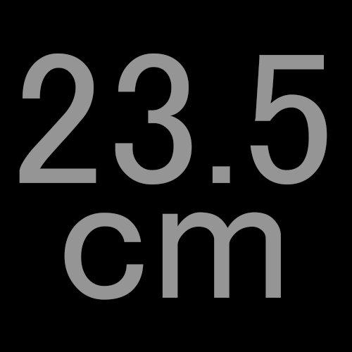[モノジー] MONOZY レディース 厚底 シューズ ソール 5.5cm エナメル 風 PU レースアップ 靴 カジュアル スニーカー (03) ブラック 23.5cm)