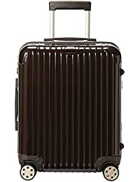 [ リモワ ] RIMOWA 4輪 サルサ デラックス スーツケース マルチ 872.56 87256 Salsa Deluxe ブラウン 52L (830.56.52.4) 並行輸入品 [並行輸入品]