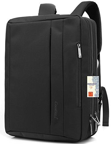 02fe951c49f7 AKAUMA PCバッグ ビジネスバッグ ショルダーバッグ リュックサック 手提げ 3way レディース メンズ 手さげバッグ PC