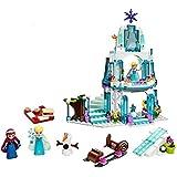 積み木おもちゃ、アナと雪の女王、子供へのプレゼントに一番ふさわしく、とても安全、子供へのプレゼント 308