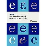Nuevo diccionario esencial de la lengua española/ New Essential Dictionary of the Spanish Language (Dictionaries)