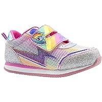 My Little Pony Rainbow Dash Rainbow Silver Glitter Sneaker