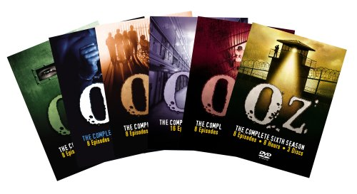 Oz: Complete Seasons 1-6 [DVD] [Import]の詳細を見る
