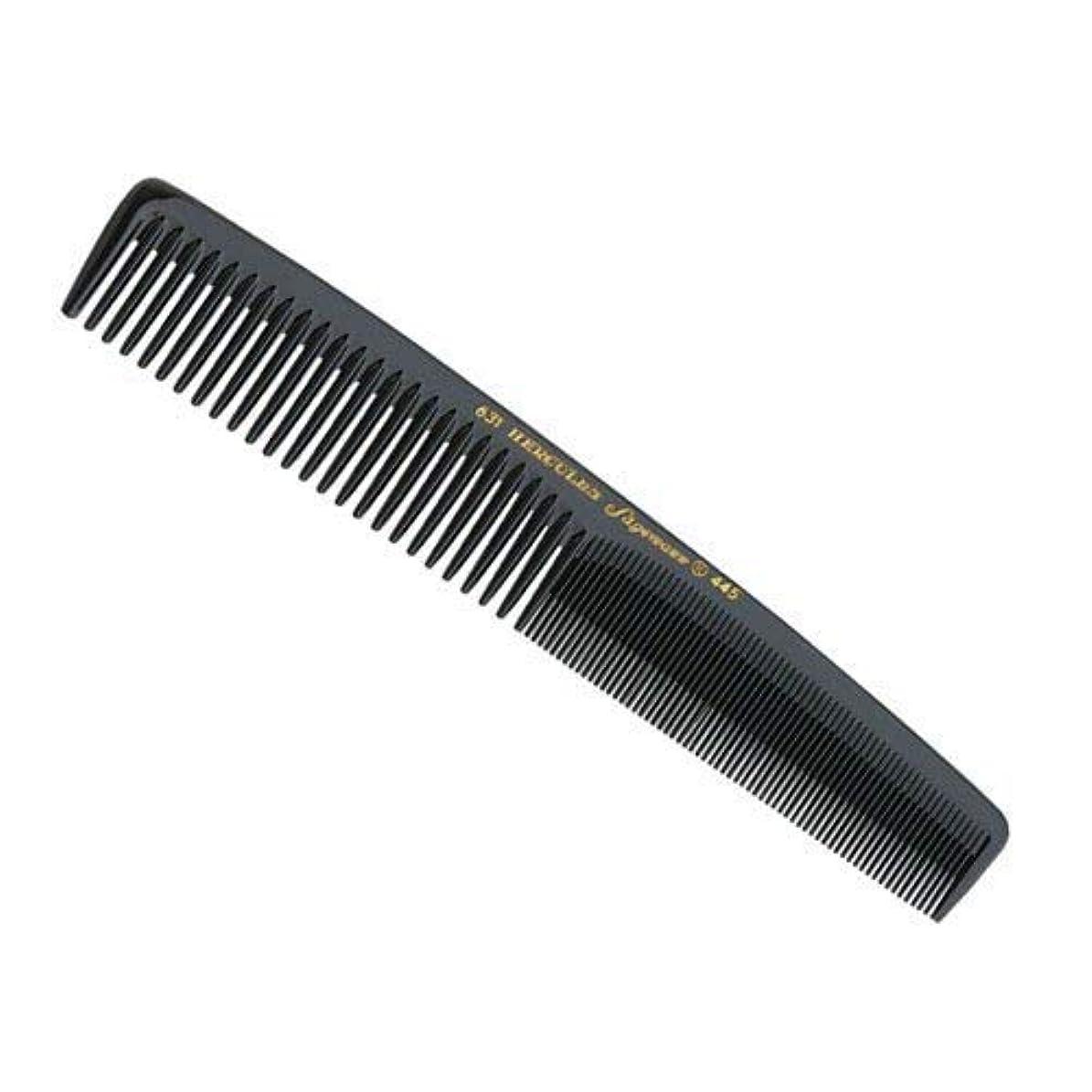 麻痺させる定刻スパイHercules Sagemann Medium Waver Ladies Hair Comb, Length-17.8 cm [並行輸入品]