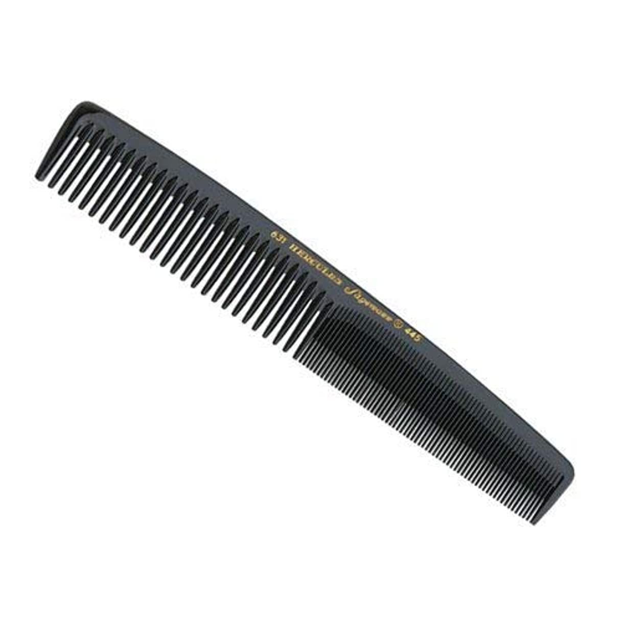 中で法的トチの実の木Hercules Sagemann Medium Waver Ladies Hair Comb, Length-17.8 cm [並行輸入品]