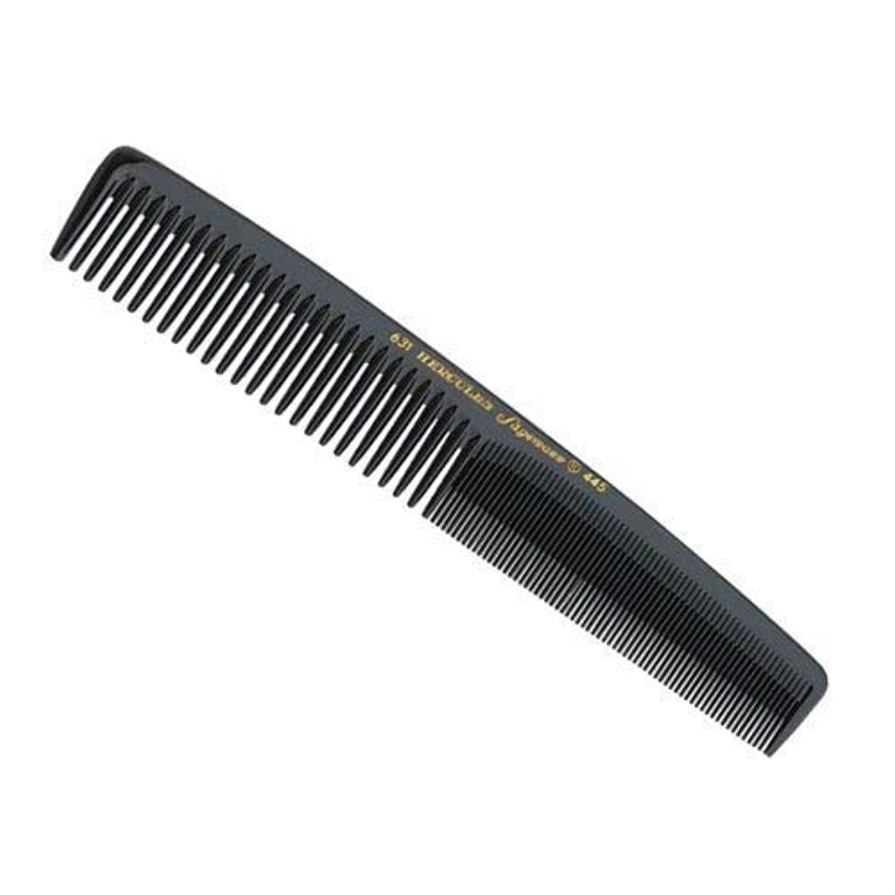 先住民コイル綺麗なHercules Sagemann Medium Waver Ladies Hair Comb, Length-17.8 cm [並行輸入品]