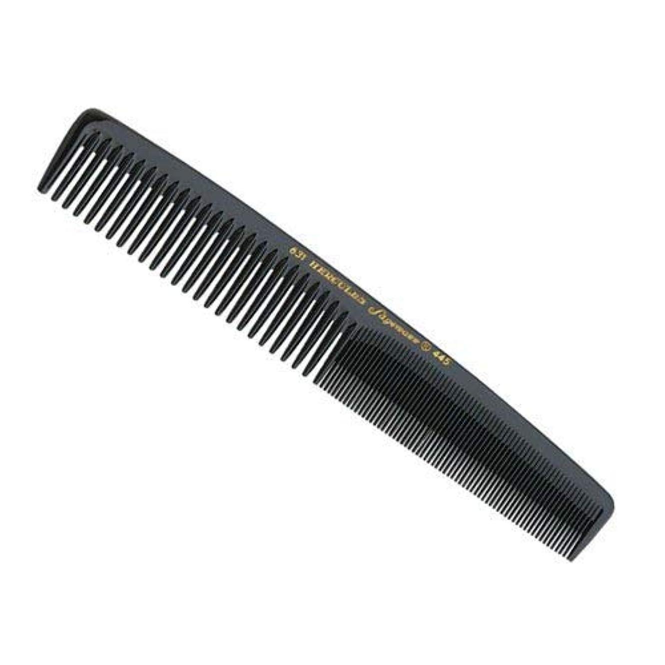 バブルコンバーチブルホールHercules Sagemann Medium Waver Ladies Hair Comb, Length-17.8 cm [並行輸入品]