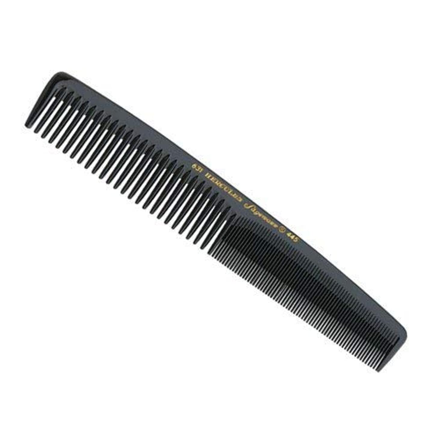 メイエラ懐疑論テクトニックHercules Sagemann Medium Waver Ladies Hair Comb, Length-17.8 cm [並行輸入品]