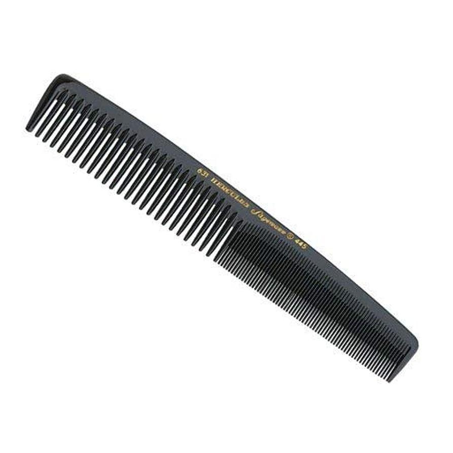 余暇警戒テキストHercules Sagemann Medium Waver Ladies Hair Comb, Length-17.8 cm [並行輸入品]