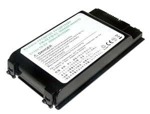 PowerSmart 【松下6セル】富士通/FUJITSU FM-62、FM-63、FPCBP192、FPCBP192AP、0644560、0644570、CP355519-01、CP355519-02 対応 互換 ノートパソコン バッテリー 充電池