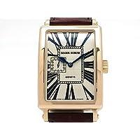 (ロジェ・デュブイ)ROGER DUBUIS 腕時計 マッチモア 世界限定28本 M32 K18PG/革 中古
