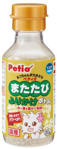 ペティオ (Petio) またたびふりかけボトル 20g
