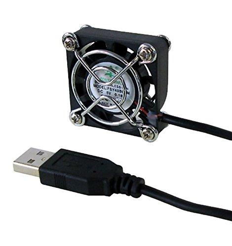 タイムリー USBファン [ 40mm角ファンモデル ]  ...