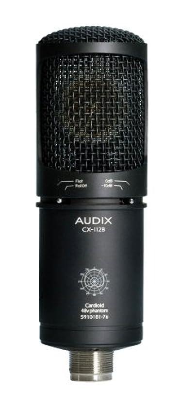 瞬時に困難おもてなしAUDIX ボーカル アコースティクギター向け コンデンサーマイク カーディオイド CX112B