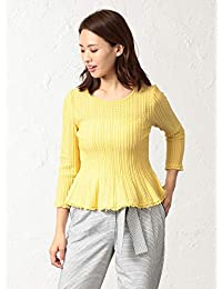 4c589d2738309 Amazon.co.jp  TO BE CHIC(トゥー ビー シック) - セーター   トップス ...