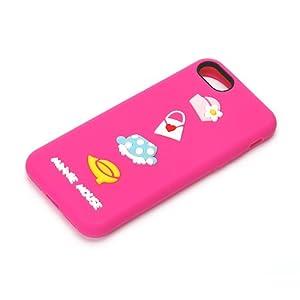 iPhone7ケース/4.7インチ対応/iJacket/ディズニーキャラクター/シリコンケース/ミニーマウス