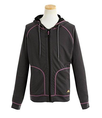 カッパ UVカットパーカー トレーニングジャケット