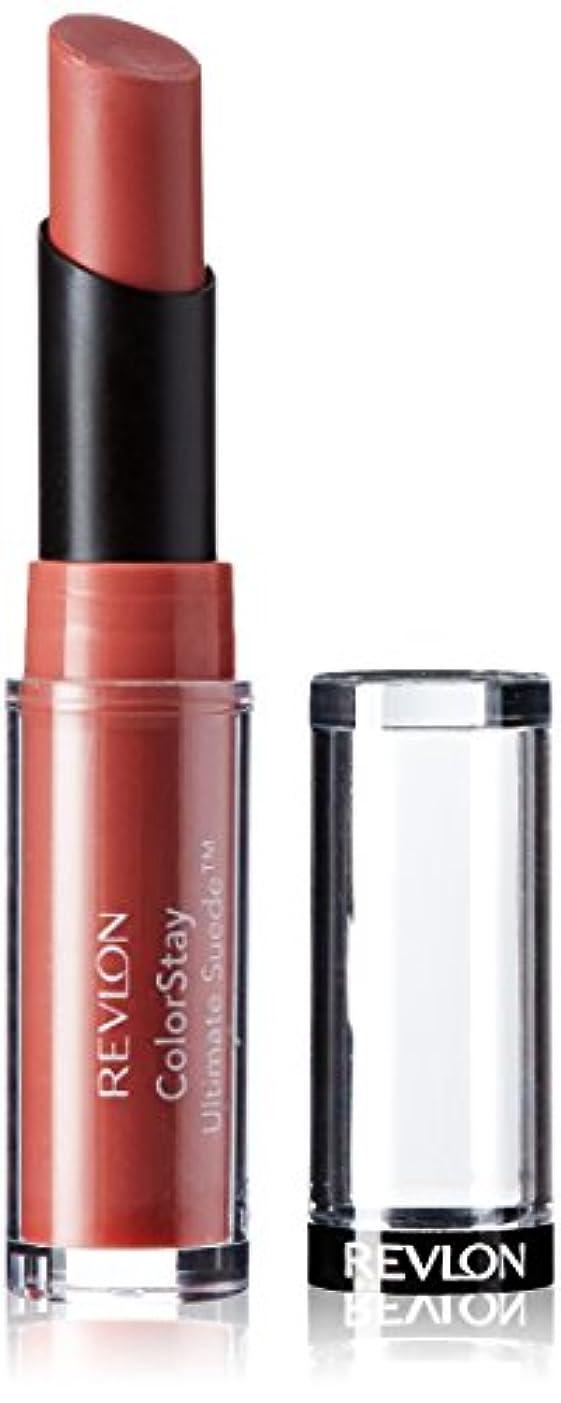 ひそかに羊の賄賂Revlon Colorstay Ultimate Suede Lipstick (Influencer (099))