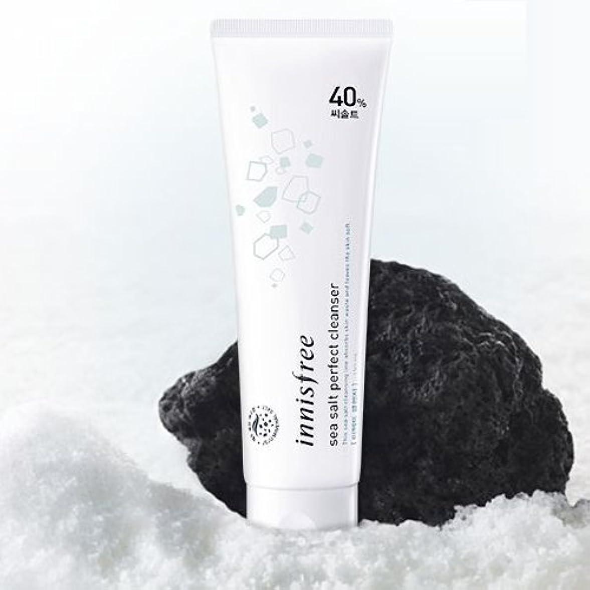 略語懐疑論フリース[INNISFREE]イニスフリーシーソルトパーフェクトクレンザー130ml Sea salt perfect cleanser130ml [並行輸入品]