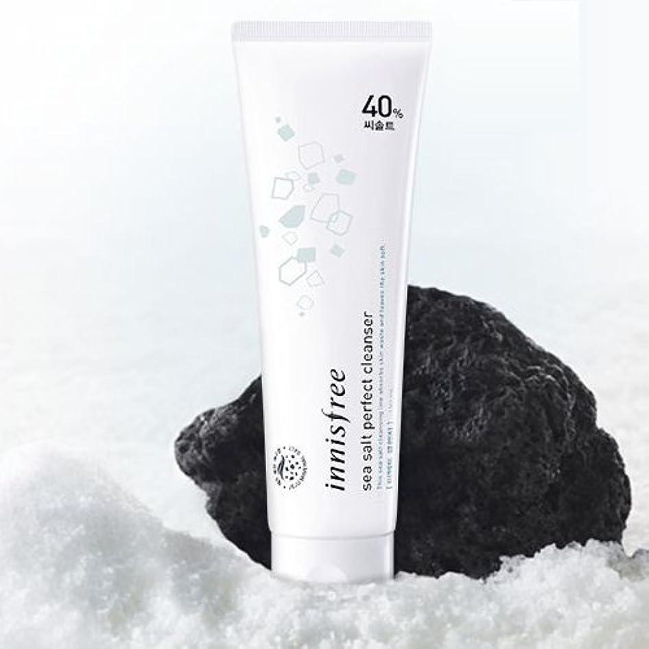 [INNISFREE]イニスフリーシーソルトパーフェクトクレンザー130ml Sea salt perfect cleanser130ml [並行輸入品]