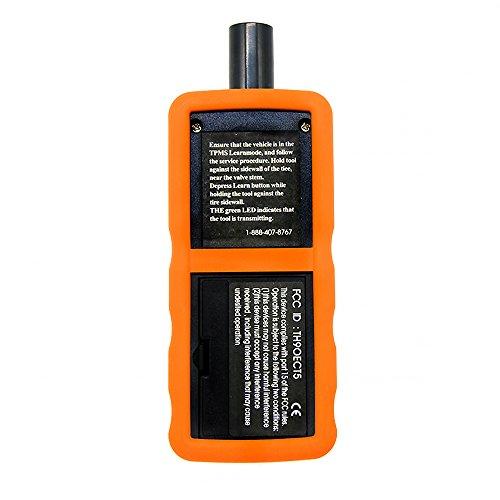 VXDAS EL-50448自動タイヤ圧力モニターセンサー TPMSリセットツールTPMS起動ツールOEC-T5 GMシリーズ対応 タイヤ空気圧監視
