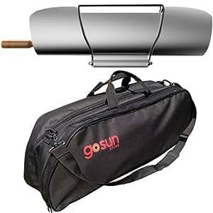 [ゴーサン] ソーラーオーブン 太陽光調理器具 専用キャリーバッグセット