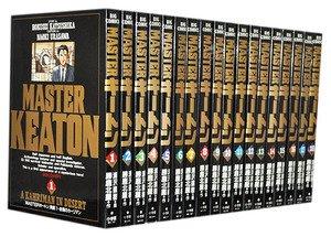 MASTERキートン コミック 全18巻完結セット (ビッグコミックス)の詳細を見る