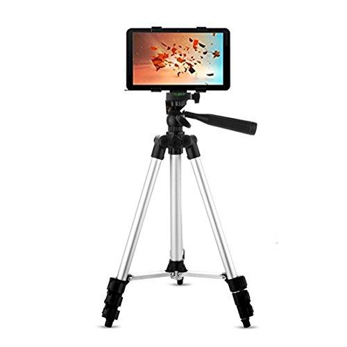 【Nanmara】タブレット iPad 三脚 ホルダー スマホ対応 折り畳み...