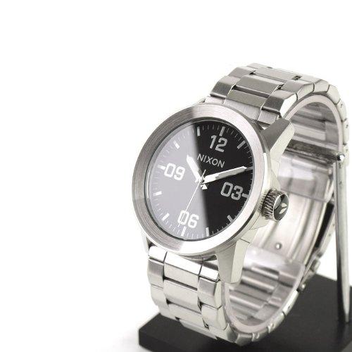 腕時計 THE PRIVATE SS/Black ニクソン