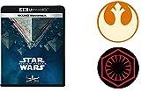 【Amazon.co.jp限定】スター・ウォーズ/スカイウォーカーの夜明け 4K UHD MovieNEX(丸眞コラボレーション企画 オリジナルもちもちクッション付き) [4K ULTRA HD+3D+ブルーレイ+デジタルコピー+MovieNEXワールド] [Blu-ray]