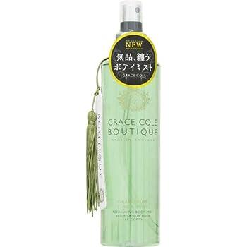 Amazon | GCB3257 ボディミスト イングリッシュローズ&シャンパン ...