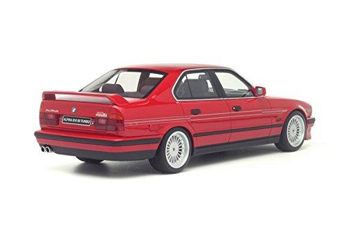 otto 1/18 アルピナ Alpina B10 Biturbo (レッド) BMW E34