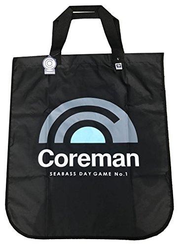 COREMAN(コアマン) スーパーライトタックルバック #003 ブラック/グレーロゴ.