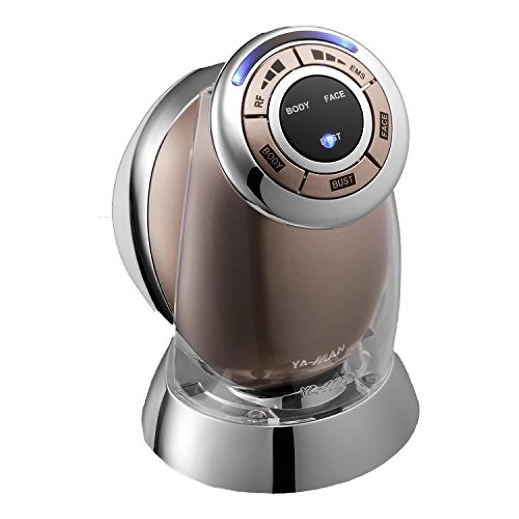 人口ロボット理解YA-MAN(ヤーマン) ダイエット RFボーテ キャビスパRFコアEX セルライト マッサージ キャビテーション ラジオ波 EMS HRF18T