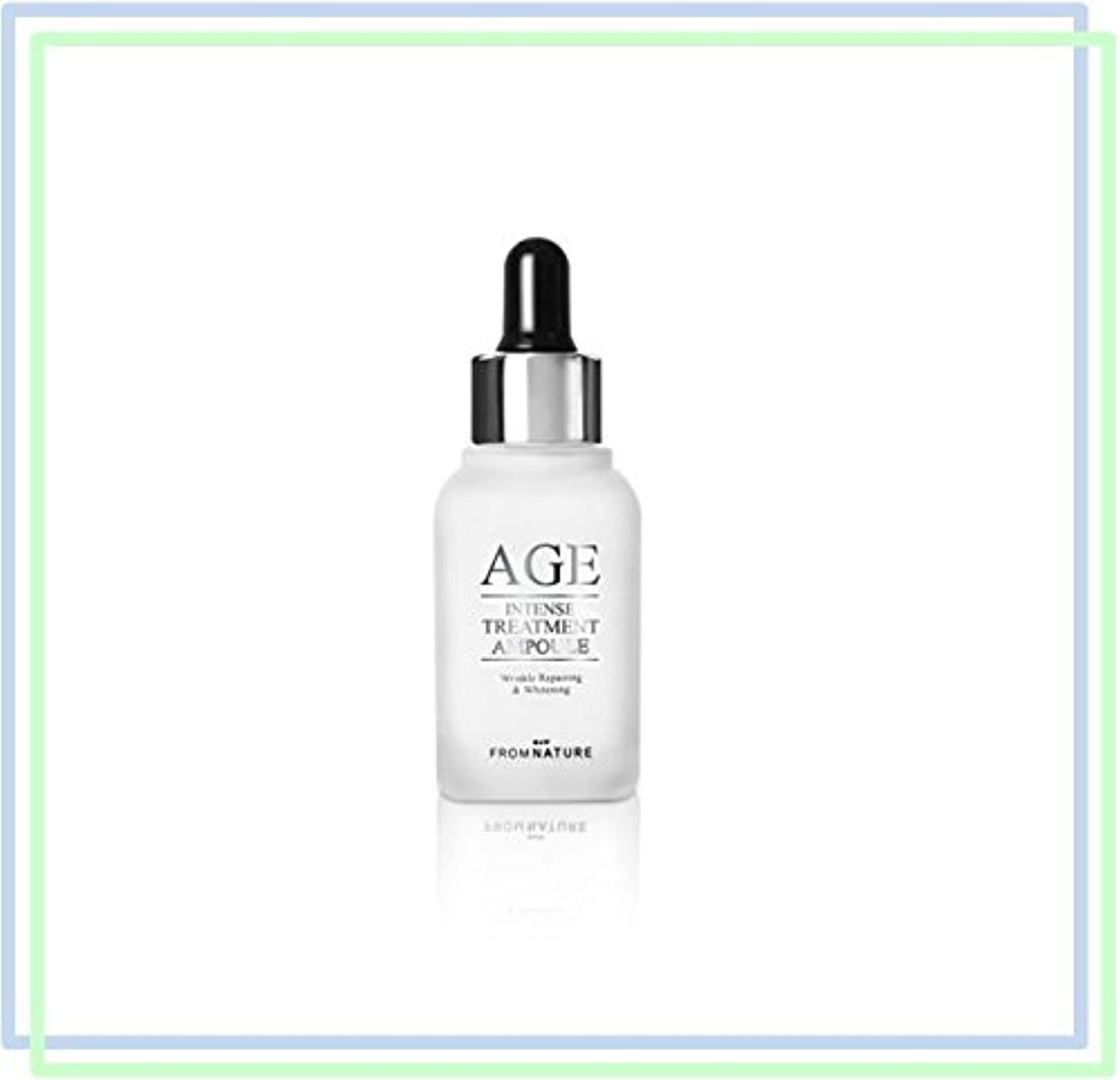 [FROMNATURE][フロムネイチャー] AGEトリートメントアンプル AGE TREATEMENT AMPOULE 72.6%