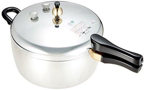 ヘイワ『アルミ 片手 圧力鍋 6.0L』